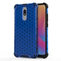 Honeycomb tok páncél telefontok TPU Bumper Xiaomi redmi 8A / Xiaomi redmi 8 kék telefontok hátlap tok
