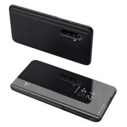 Clear View tok Xiaomi Mi Note 10 / Mi Note 10 Pro / Mi CC9 Pro fekete telefontok hátlap tok