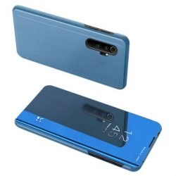 Clear View tok Xiaomi Mi Note 10 / Mi Note 10 Pro / Mi CC9 Pro kék telefontok hátlap tok