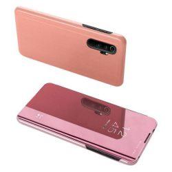 Clear View tok Xiaomi Mi Note 10 / Mi Note 10 Pro / Mi CC9 Pro rózsaszín telefontok hátlap tok