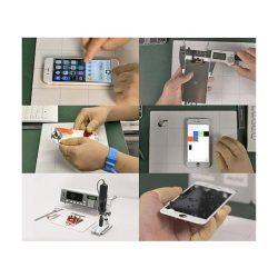 LCD + Érintőpanel teljes IPHONE 7 plusz fehér [TIANMA] A1661 A1784