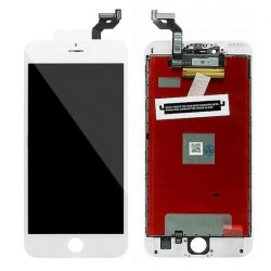 LCD + Érintőpanel teljes IPHONE 6S PLUS WHITE [TIANMA] A1634 A1687