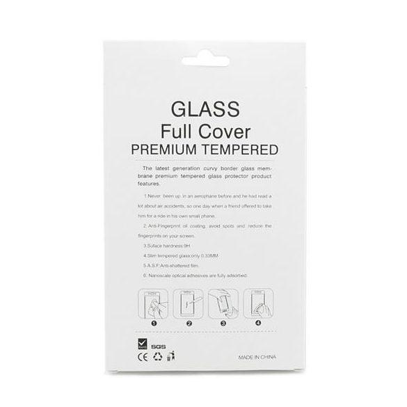 SAMSUNG N950 Galaxy Note 8 - folyékony üveg edzett üveg üvegfólia 5D UV lámpával