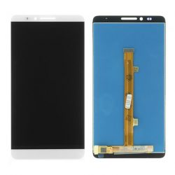LCD + Érintőpanel teljes HUAWEI MATE 7 MT7-L09 MT7-L10 JAZZ-L09 FEHÉR