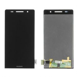 LCD + Érintőpanel teljes Huawei Ascend P6 Fekete
