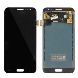 LCD + Érintőpanel teljes SAMSUNG J320 GALAXY J3 2016 Fekete [HQ LCD]