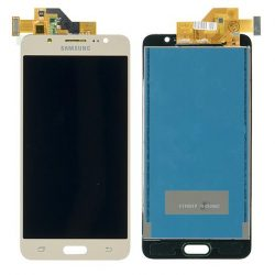 LCD + Érintőpanel teljes SAMSUNG J510 GALAXY J5 2016 GOLD [HQ LCD]