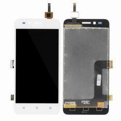 LCD + Érintőpanel teljes HUAWEI Y3 II 4G LUA-L21 FEHÉR
