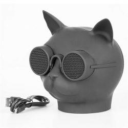 Bluetooth hangszóró FANY CAT Fekete