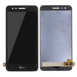 LCD + Érintőpanel teljes LG K4 2017 DUAL X230 Fekete