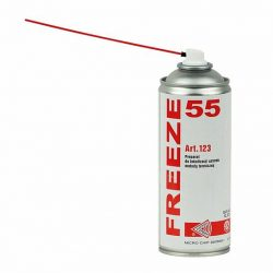 SPRAY 400ML FREEZE 55