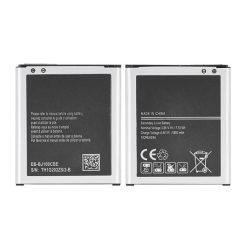 Akkumulátor SAMSUNG J100 GALAXY J1 EB-BJ100BBE / EB-BJ100CBE 1850mAh BULK embléma nélkül