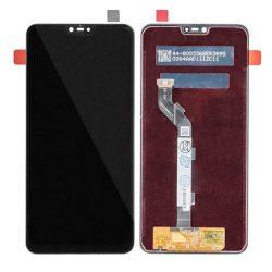 LCD + Érintőpanel teljes Xiaomi MI 8 LITE Fekete