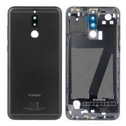 Akkumulátor Telefontok Ház Huawei Mate 10 Lite Fekete