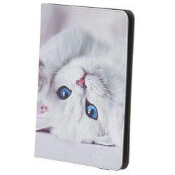 UNIVERZÁLIS TABLET Tok 9-10 INCH aranyos cica