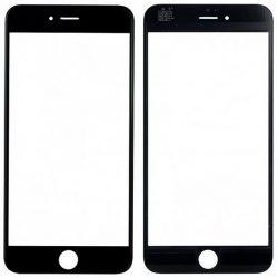 Üvegfólia ÜVEG IPHONE 6 6S Fekete [HQ]