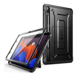 Suptok Unicorn Beetle Pro Galaxy Tab S7 + Plus 12.4 T970 / T976 fekete telefontok