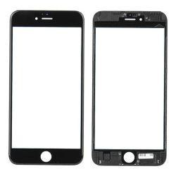 Üvegfólia ÜVEG IPHONE 6S valamint fekete kerettel [HQ]