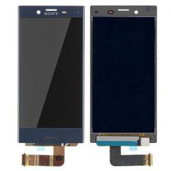 LCD + Érintőpanel teljes SONY XPERIA X kompakt, fekete