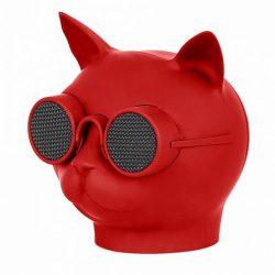 Bluetooth hangszóró FANY CAT RED