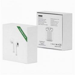 SPORTS BLUETOOTH EARPHONES I12 TWS TÖLTÉSI BOX BLUETOOTH 5.0