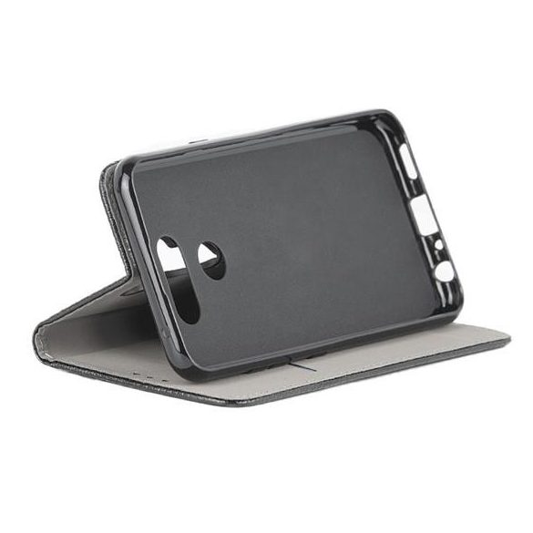 Flip tok mágneses LG K40S Fekete