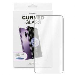 HUAWEI P40 PRO - folyékony üveg edzett üveg üvegfólia 5D UV lámpával