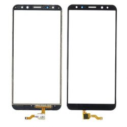 Érintőpanel Huawei Mate 10 Lite Fekete Logó Nélkül