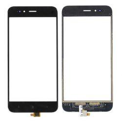 Érintőpanel Xiaomi Mi A1 / Mi 5x Fekete