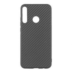 Carbon Huawei P40 Lite E Fekete Telefontok
