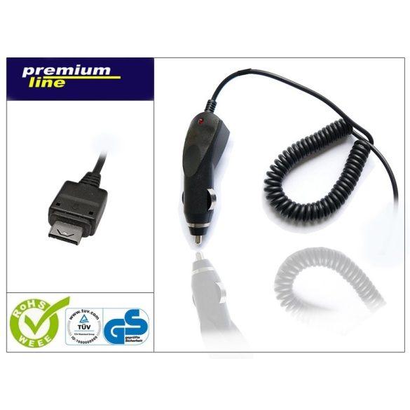 LG KG800/KG320/KU970/L600V szivargyújtó gyorstöltő - 5V/0,55A - PRÉMIUM