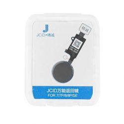 Universal Home Gomb Iphone 7 7 8 8 Plus Plus Fekete Jc 6gen