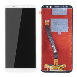 LCD + Érintőpanel Teljes Huawei Mate 10 Lite Rne-L01 Rne-L21 Fehér No Logo