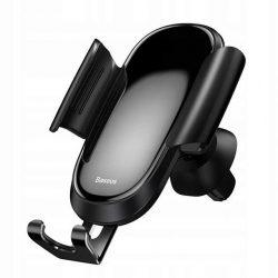 Universal Autós Tartó Szellőzőnyílásra Baseus Future Gravity Suyl-Wl01 Fekete