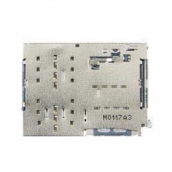 Sim Kártya Olvasó Samsung A202 A405 A20e A40 [Eredeti]