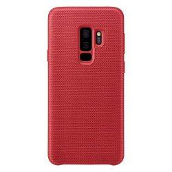Samsung Hyperknit Back tok tok Samsung Galaxy S9 + (S9 Plus) Piros (EF-GG965FREGWW) telefontok