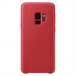 Samsung Hyperknit Back tok tok Samsung Galaxy S9 piros (EF-GG960FREGWW) telefontok