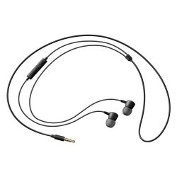 Samsung HS130 Headset fülhallgató In-Ear fejhallgató Smart Remote Control fekete (EO-HS1303BEGWW)