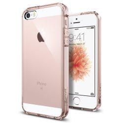 SPIGEN ULTRA HYBRID IPHONE 5S / SE ROSE CRYSTAL tok telefon tok hátlap