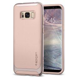 Spigen Neo Hybrid telefon tok Samsung Galaxy S8 G950 rózsaszín (Rose Gold) telefon tok telefontok (hátlap)