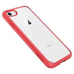 SPIGEN ULTRA HYBRID 2 IPHONE 7/8 RED tok telefon tok hátlap