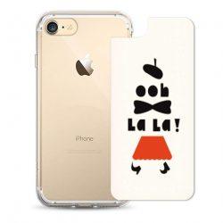 Ringke DECO - No. 30 - Design Sheet Ringke Fusion tok telefon tok hátlap - iPhone 8 Plus / 7 Plus