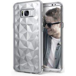 Ringke Air Prism Ultra-vékony 3D Cover Gel TPU tok telefon tok hátlap Samsung Galaxy S8 G950 átlátszó (APSG0001-RPKG)