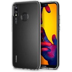 Spigen Liquid Crystal telefon tok Huawei P20 Lite átlátszó (Crystal Clear) telefon tok telefontok (hátlap)