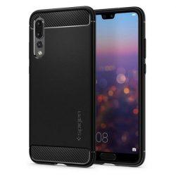 Spigen Robusztus Armor telefon tok Huawei P20 Pro fekete (L23CS23083) tok telefon tok hátlap