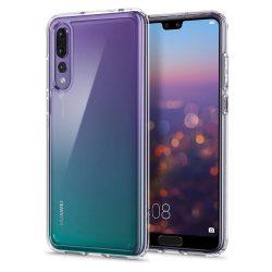 Spigen Ultra hibrid telefon tok Huawei P20 Pro átlátszó tok telefon tok hátlap