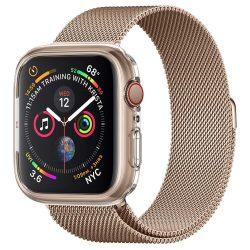 SPIGEN Liquid Crystal Apple Watch 4 (44MM) KRISTÁLYTISZTA tok telefon tok hátlap