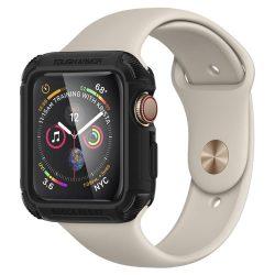SPIGEN TOUGH ARMOR Apple Watch 4 (44MM) BLACK tok telefon tok hátlap