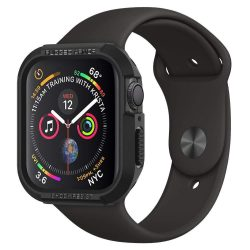 SPIGEN RUGGED ARMOR Apple Watch 4 (40MM) BLACK tok telefon tok hátlap