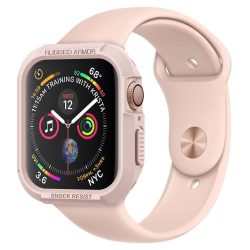 SPIGEN ARMOR RUGGED WATCH APPLE 4/5 (40MM) ROSE GOLD tok telefon tok hátlap